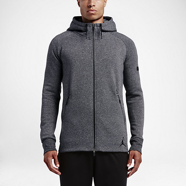93e6ef77e79d Jordan Icon Fleece Full-Zip Men s Hoodie.