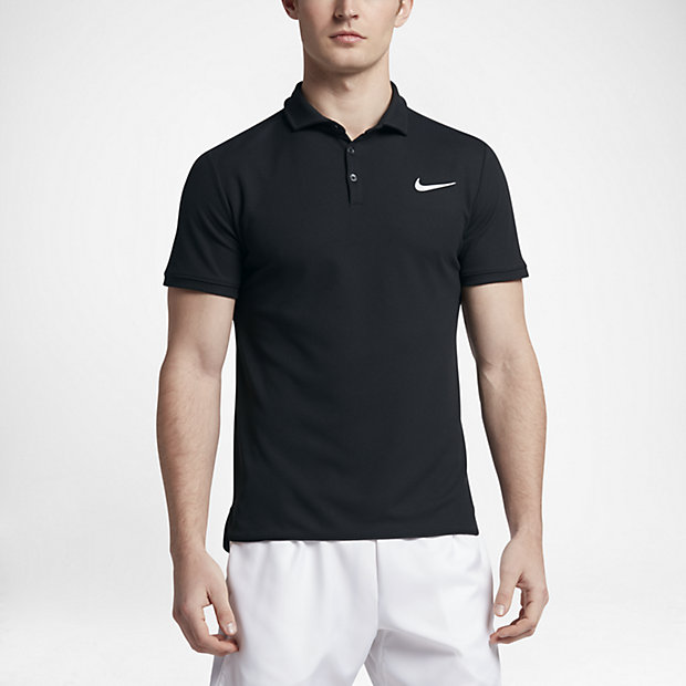 NikeCourt Dry Advantage Men's Tennis Polo.