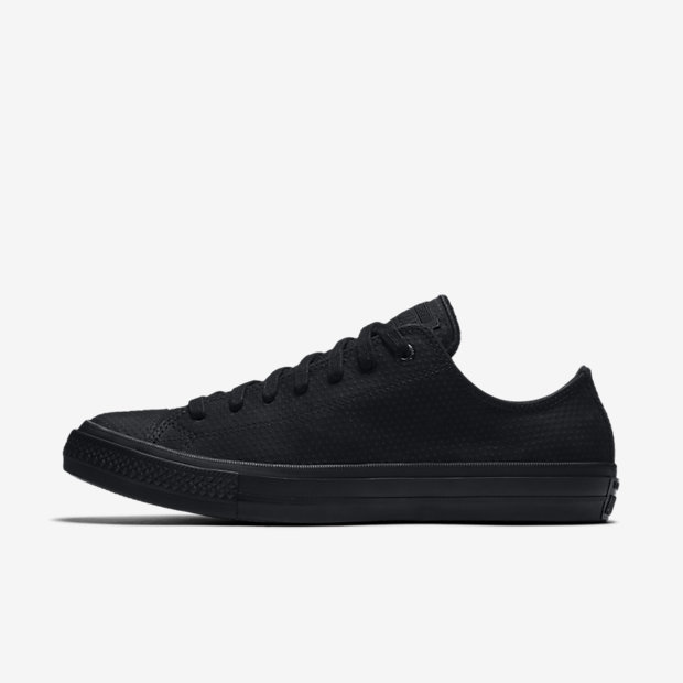 Converse Chuck II Lux Leather Low Top Unisex Shoe.