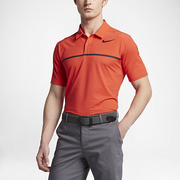 Nike Mobility Remix Men's Standard Fit Golf Polo.