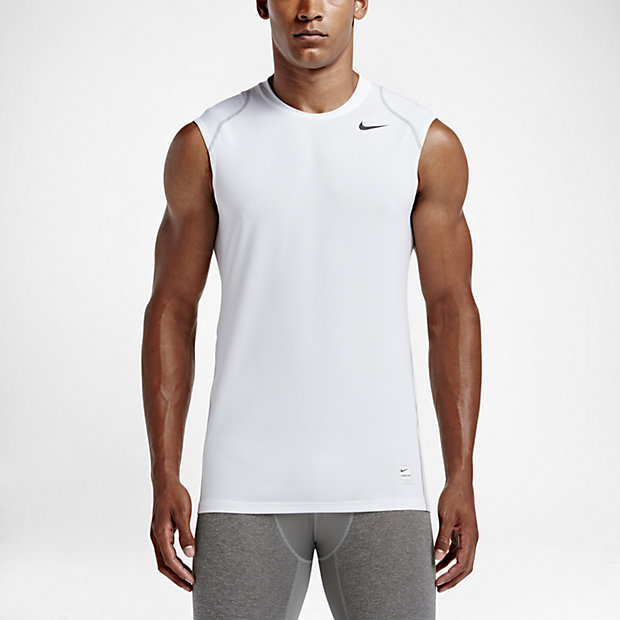 75649bfd Nike Pro Men's Sleeveless Training Shirt.