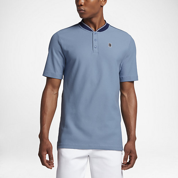NikeCourt Men's Polo.