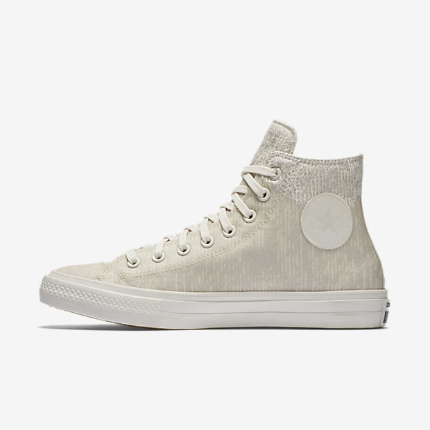 Converse Chuck II Rubber High Top Unisex Shoe.