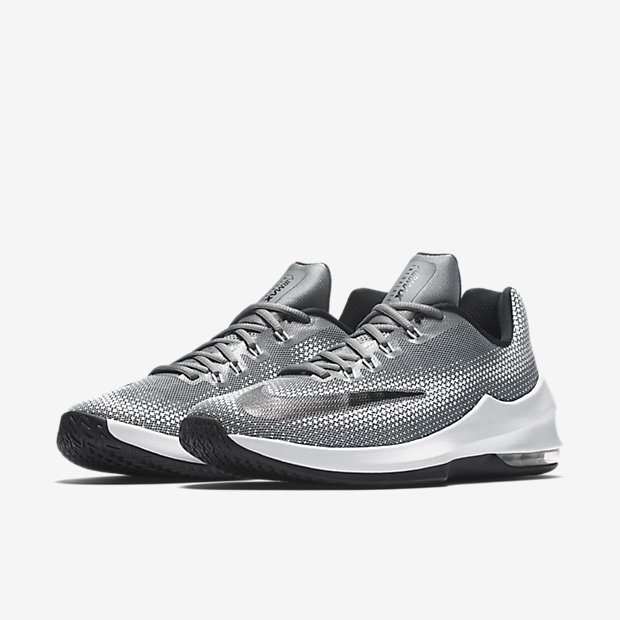 Nike Air Max Infuriate Low Men's Basketball Shoe.
